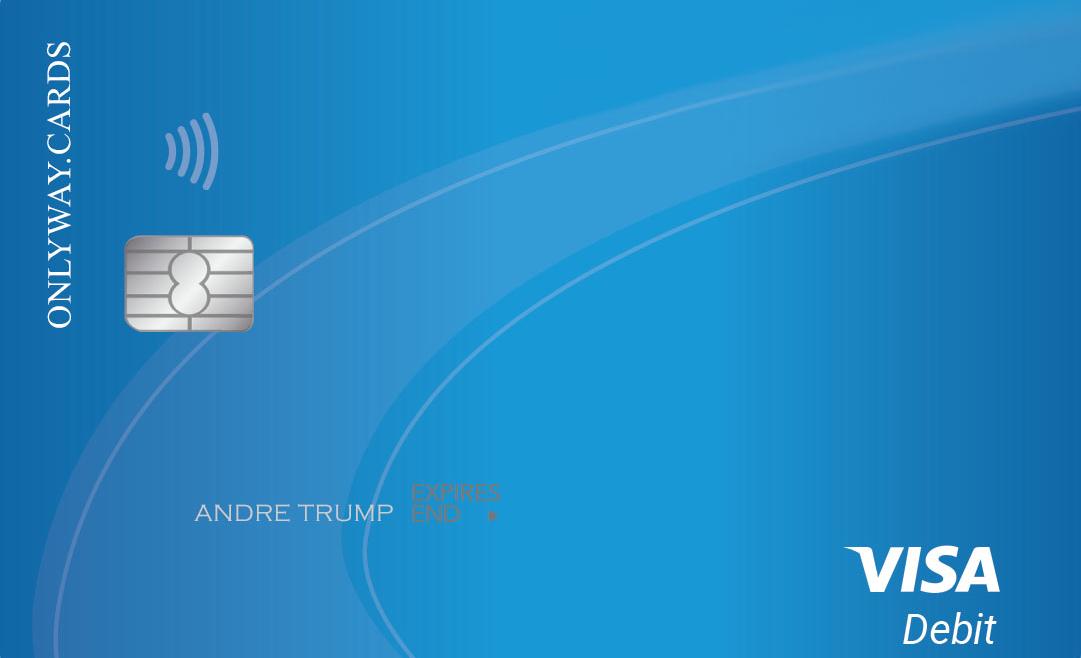 OnlyWay Cards® Debit Card